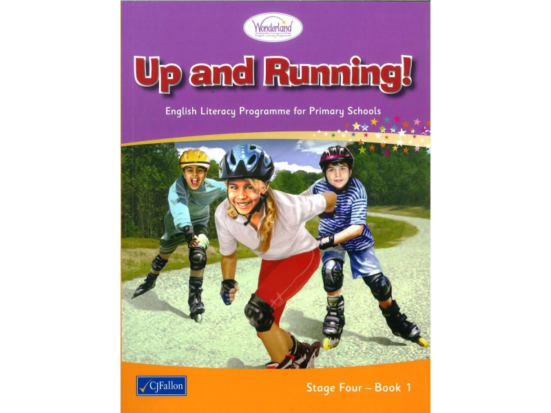Up & Running - Core Reader - Wonderland Stage Four - Fifth Class