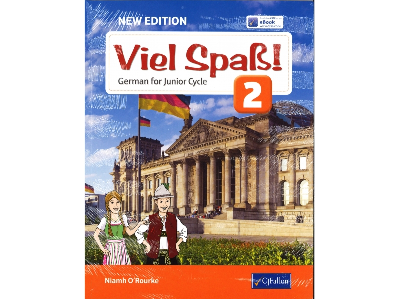 Viel Spas 2 Pack - Textbook & Workbok - 2nd Edition - Includes Free eBook