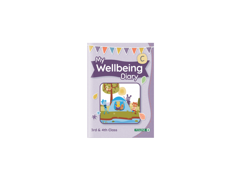 My Wellbeing Diary C - 3rd & 4th Class