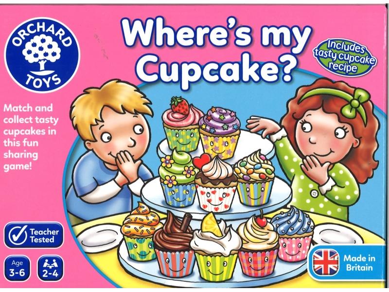 Where's My Cupcake