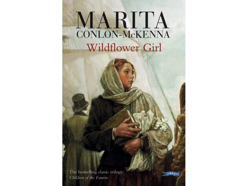 Wildflower Girl - Marita Conlon McKenna