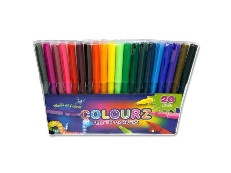 World Of Colour Watercolour Pens ( Markers )