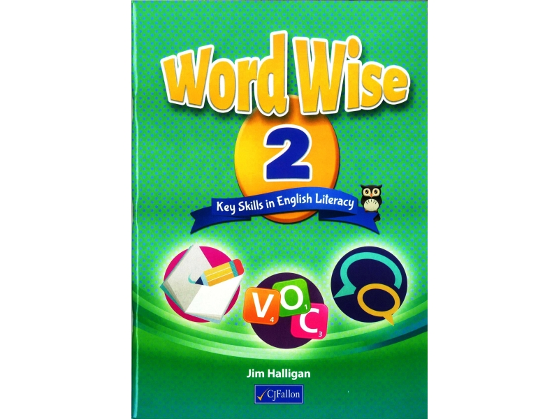 Word Wise 2 - Key Skills In English Literacy - Textbook