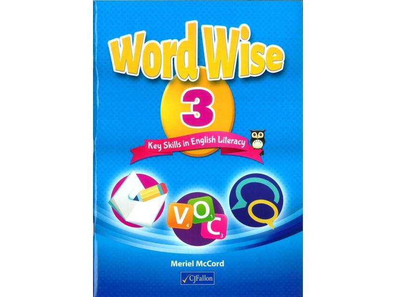Word Wise 3 - Key Skills In English Literacy - Textbook