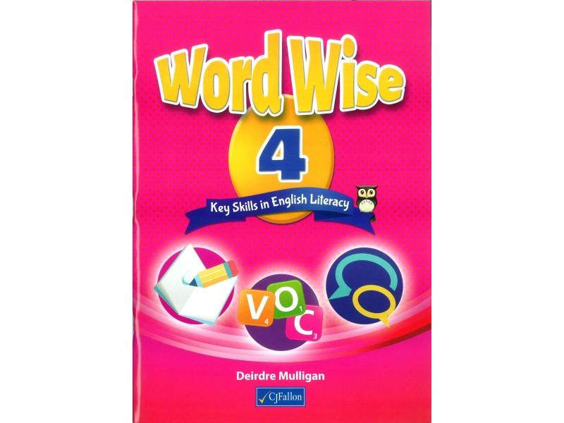 Word Wise 4 - Key Skills In English Literacy - Textbook