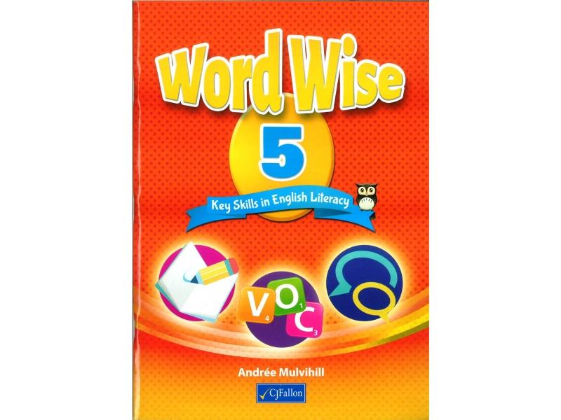 Word Wise 5 - Key Skills In English Literacy - Textbook