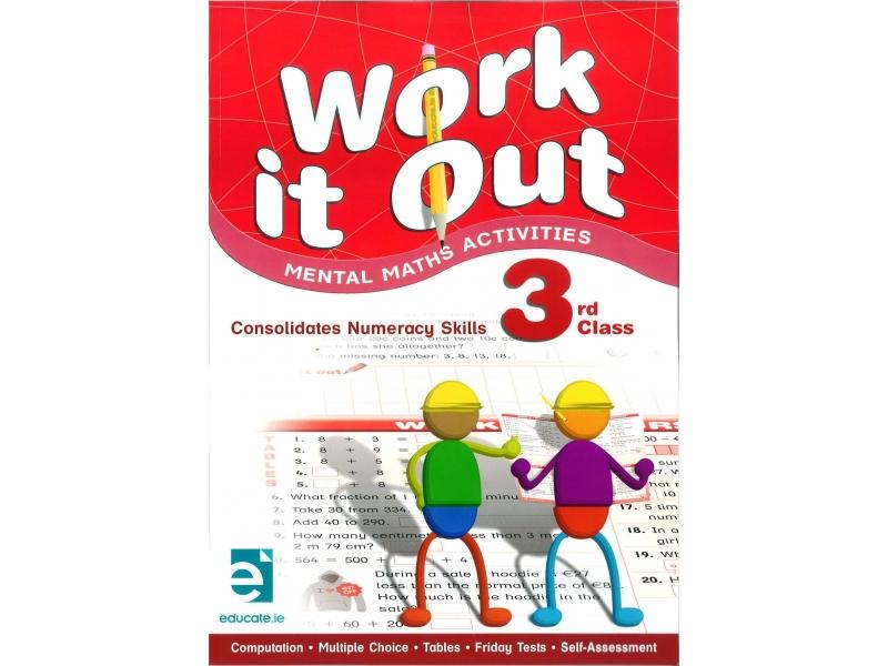 Work It Out - Mental Maths Activities - 3rd Class