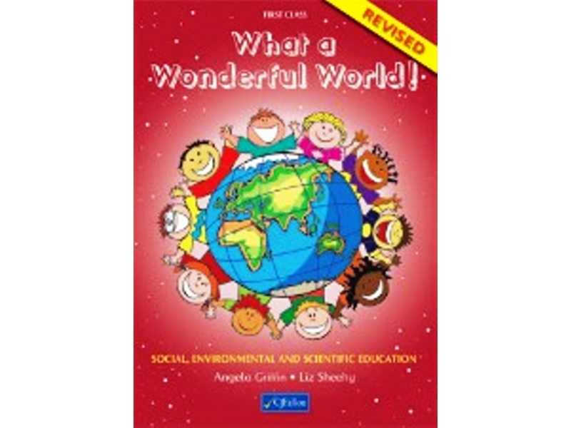 What A Wonderful World First Class - Revised Edition