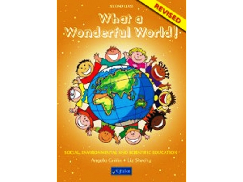 What A Wonderful World Second Class - Revised Edition