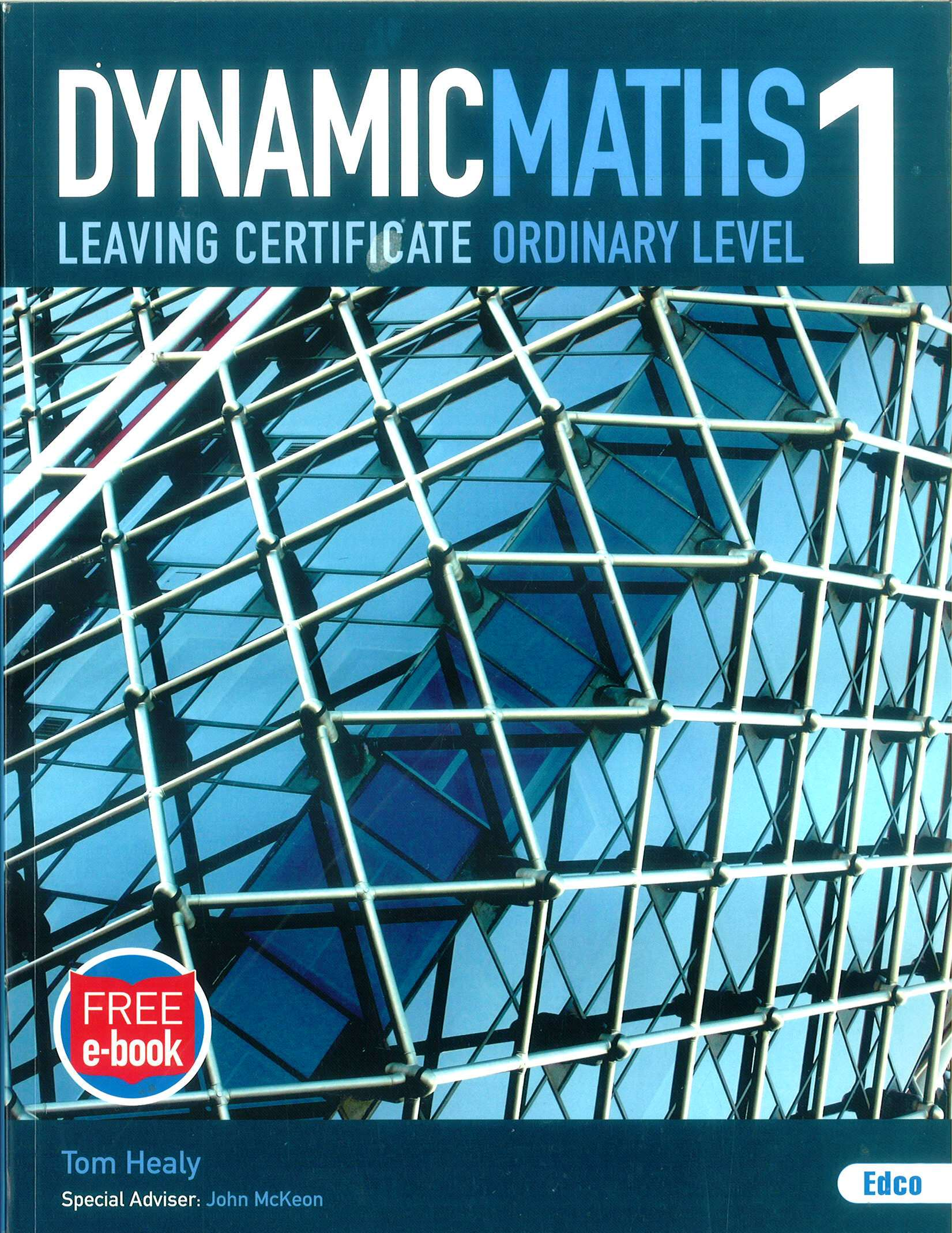 Dynamic Maths 1 - Leaving Certificate Ordinary Level - Includes Free ...