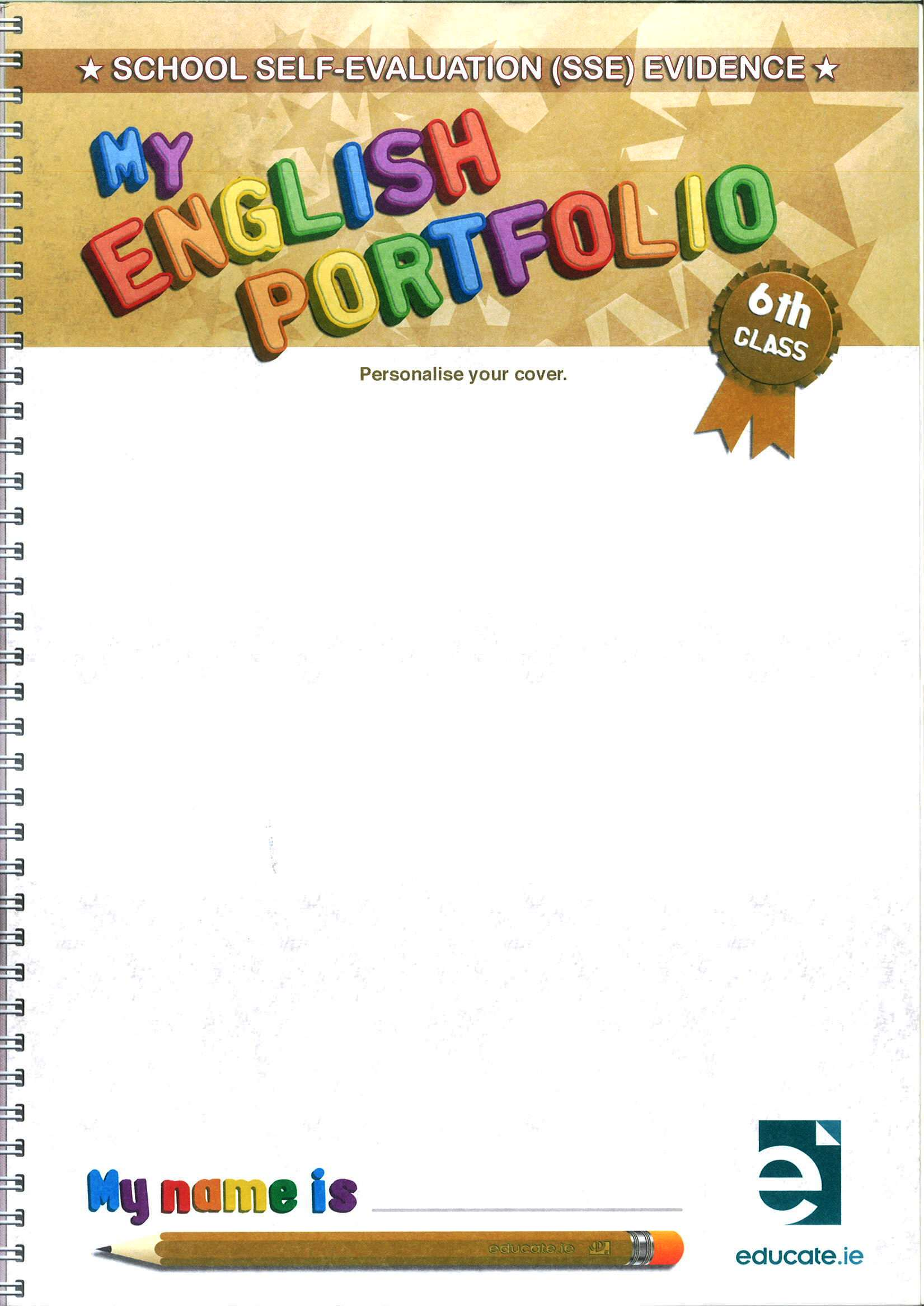 english portfolio Using a portfolio in a middle school english class 57 reading goals each student will be encouraged to read self-selected books, magazines, and newspapers for leisure.