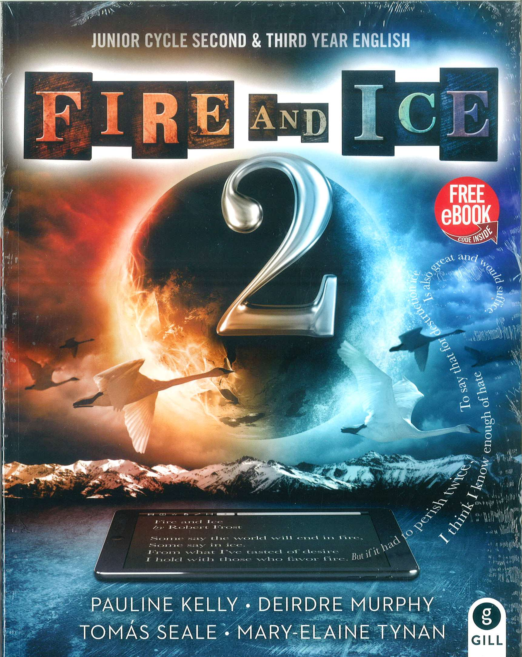 Fire & Ice 2 Pack - Junior Cycle 2nd & 3rd Year English
