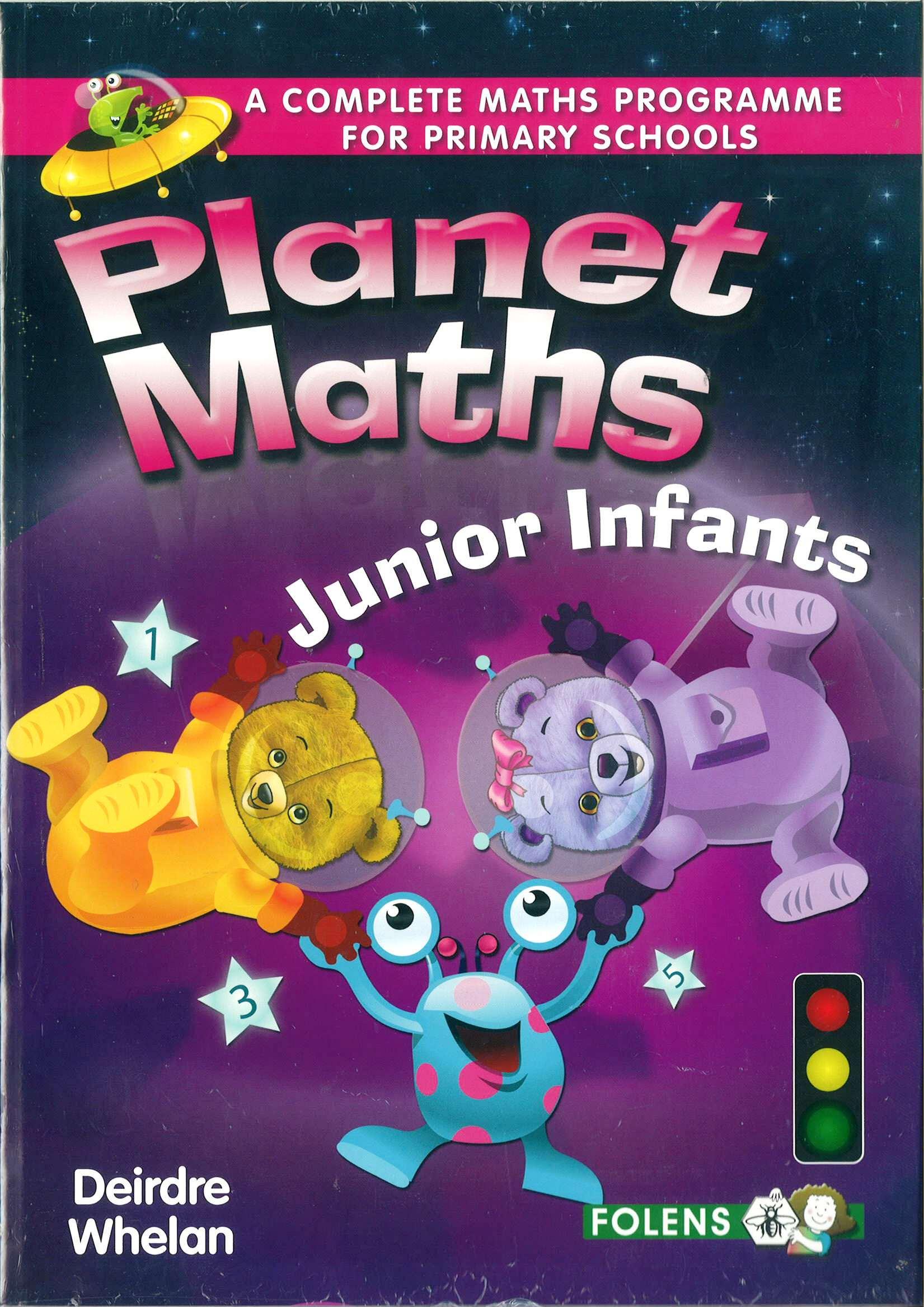 planet maths junior infants pack