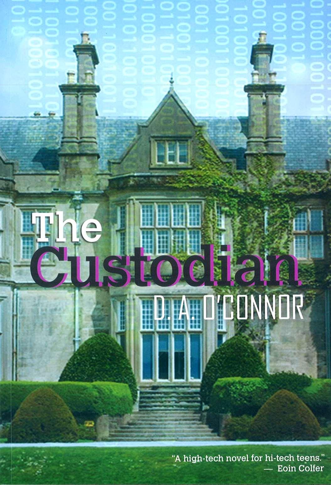The Custodian - School Novel Pack - Novel & Workbook