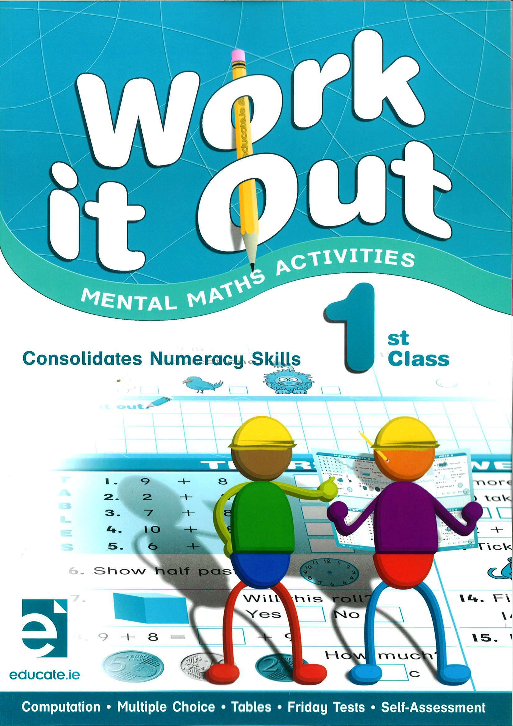 Outstanding 1st Class Maths Model - Worksheet Math for Homework ...